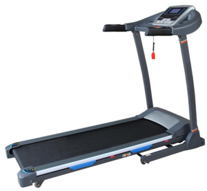 PT2-08 FOLDING POWER MOTORISED PROGRAMMABLE TREADMILL - TR030